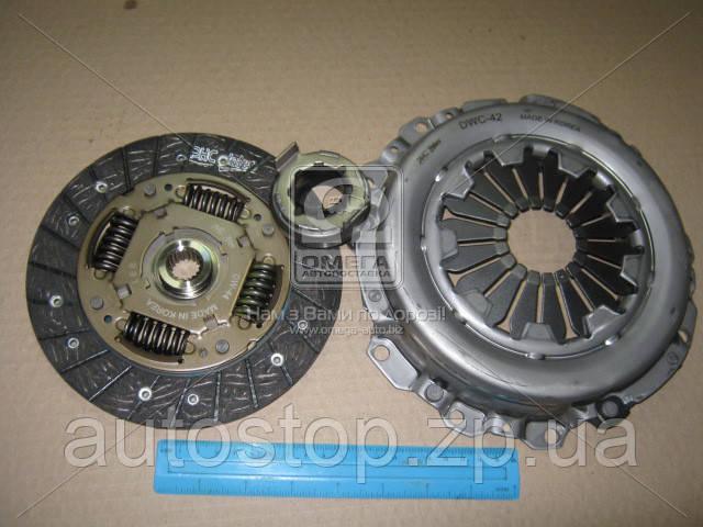 Комплект сцепления Daewoo Matiz 1.0 1998--2009 Valeo PHC (Корея) DWK-037