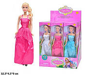 Кукла Defa, цена за 1 шт., 12шт в дисплее, в кор. 28*32*19см, (96шт)