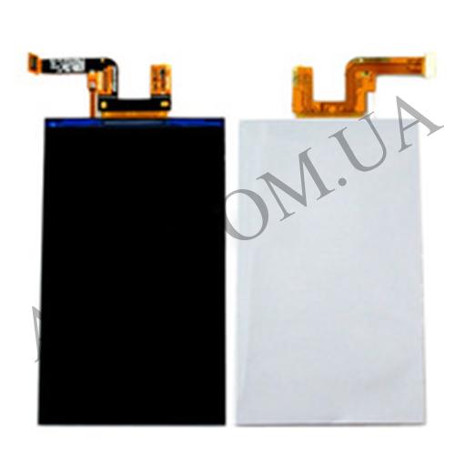 Дисплей (LCD) LG D373 Optimus L80 Blanco/  D380 L80 Dual SIM/  D385 L80 Dual SIM TV