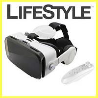 Очки виртуальной реальности VR BOX Z4 с пультом и наушниками