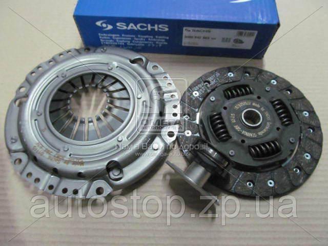 Комплект сцепления Skoda Fabia 1.4 1999--2008 Sachs (Германия) 3000 842 803