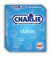 Презервативы Charlie Classic № 3 со смазкой