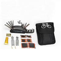 Набор инструментов для ремонта шин велосипеда