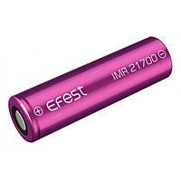 Efest IMR 21700 3700mah (35A) - высокотоковый аккумулятор для электронных сигарет. Оригинал