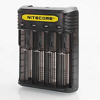 Интеллектуальное зарядное устройство Nitecore Q4. Оригинал
