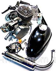 Веломотор для велосипеда 80 см3 без стартера