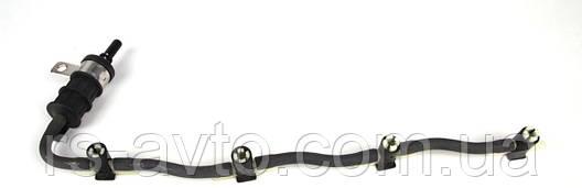 Шланг обратки Renault Trafic, Рено Трафик , Opel Vivaro, Рено Трафик 2.0CDI 06- (M9R) 8200894668, фото 2