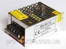 Негерметичные блоки питания 12В - постоянное напряжение Сompact 48W; 4А (MN/1) 1018987
