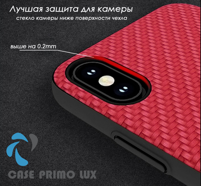 Панель для iPhone Primo Case Lux