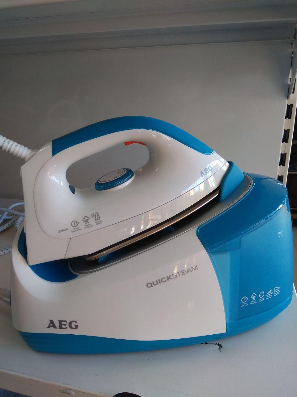 Парогенератор AEG EC1730 (Б/У)