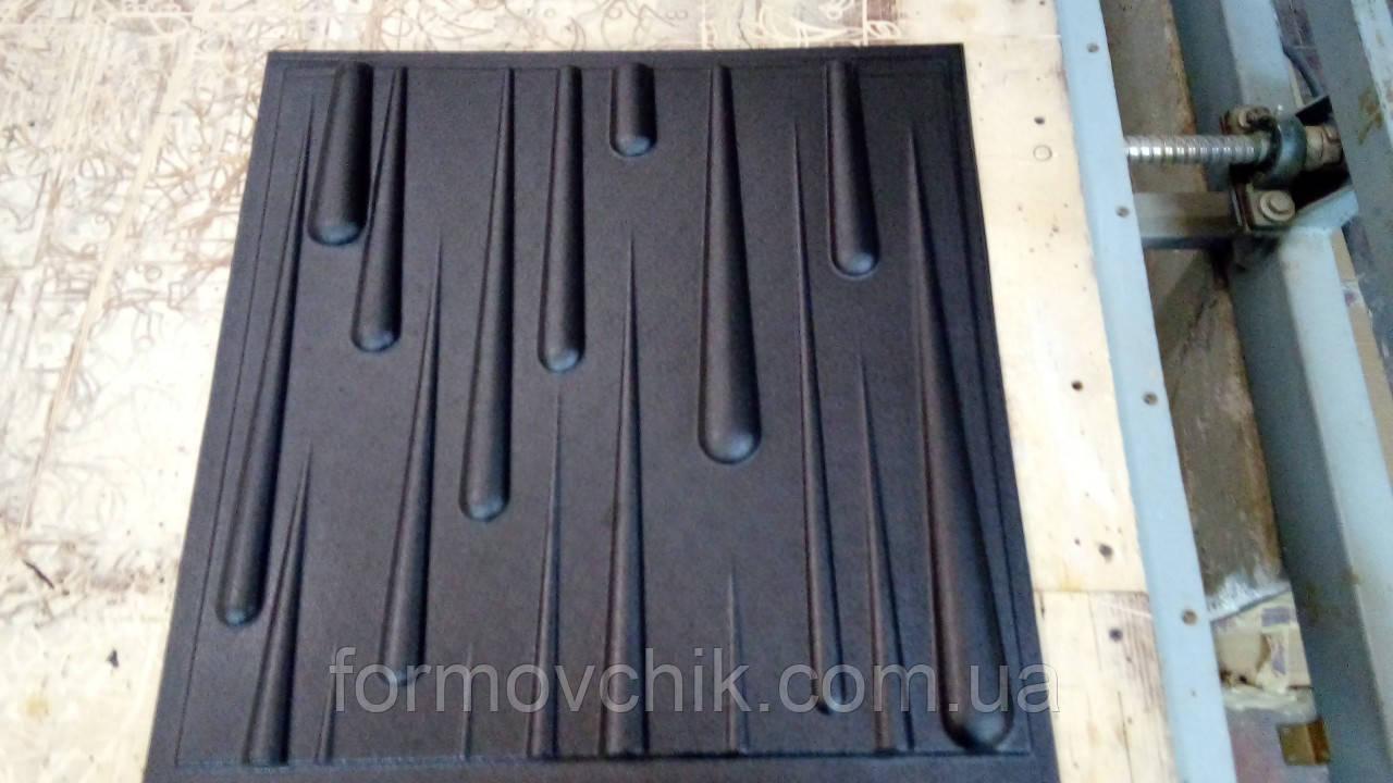 Форма для плитки КАПЛИ