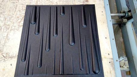Форма для плитки КАПЛИ, фото 2