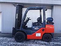 Газовый погрузчик TOYOTA 02-8FGF30 Тойота 3 т. 4.7 м. 2015 г.в.