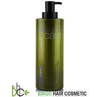 Безсульфатный шампунь для волос 1000 мл, Bingo GoCare