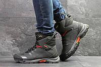 Кроссовки Adidas 6854 серые