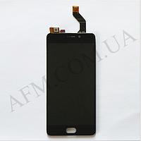 Дисплей (LCD) Meizu M6 Note (M721H) с сенсором чёрный
