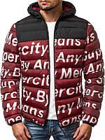 Арт.0465 - Мужская зимняя куртка, фото 1