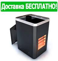Печь-каменка для сауны Новаслав Визуал (26 кВт, до 26 куб.м)
