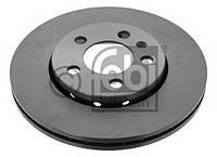 Тормозной диск передний Skoda Fabia диам. 256 мм 1999--2008 Febi (Германия) 14404