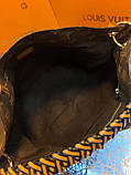 Сумка Луї Вітон Artsy MM monogram, шкіряна репліка, фото 2