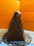 Сумка Луї Вітон Artsy MM monogram, шкіряна репліка, фото 5