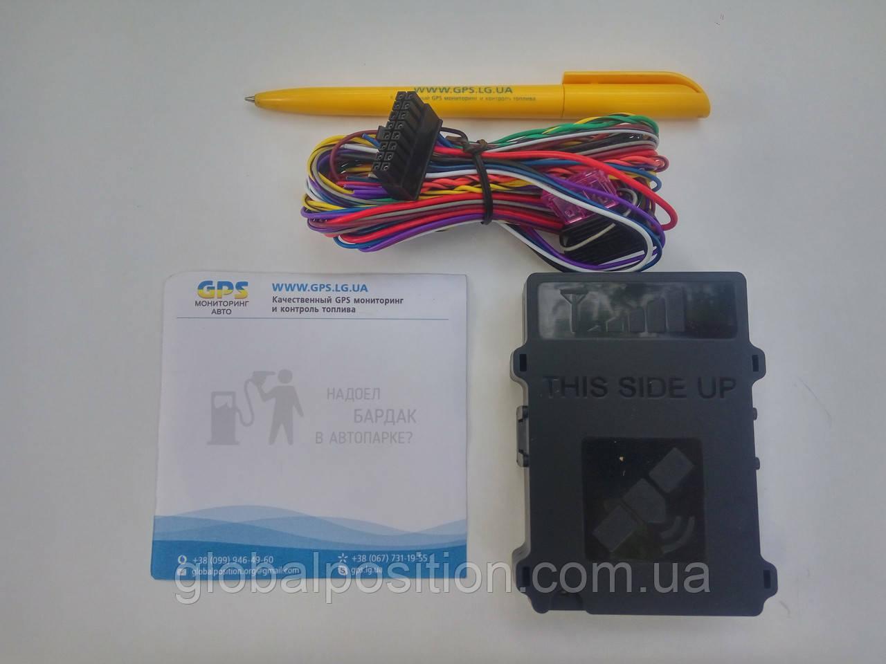 Автомобильный трекер GPS/Глонасс BCE FMS500 StCAN (CAN, RS232, RS485,1Wire)