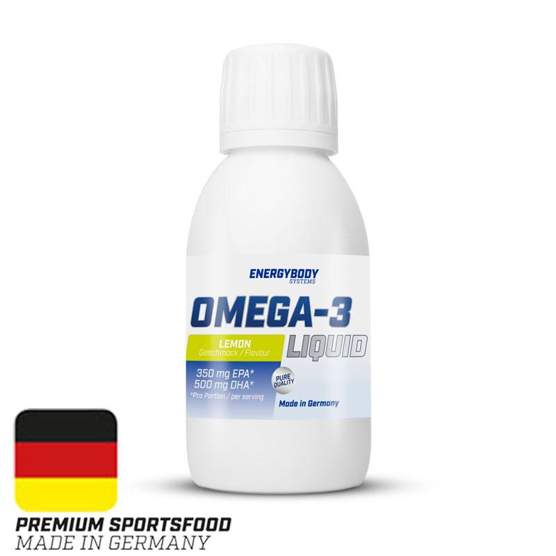 Рыбий жир FFB ENERGYBODY SYSTEMS Omega 3 150 ml