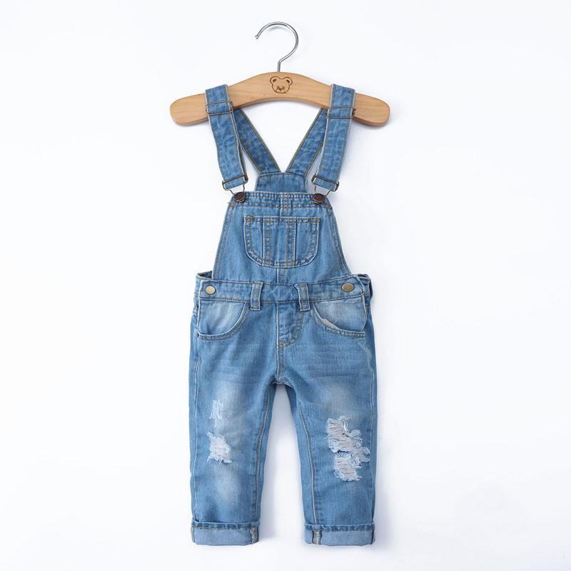 185ac7a4f Детские джинсовые комбинезоны Star Place, цена 697 грн., купить в ...
