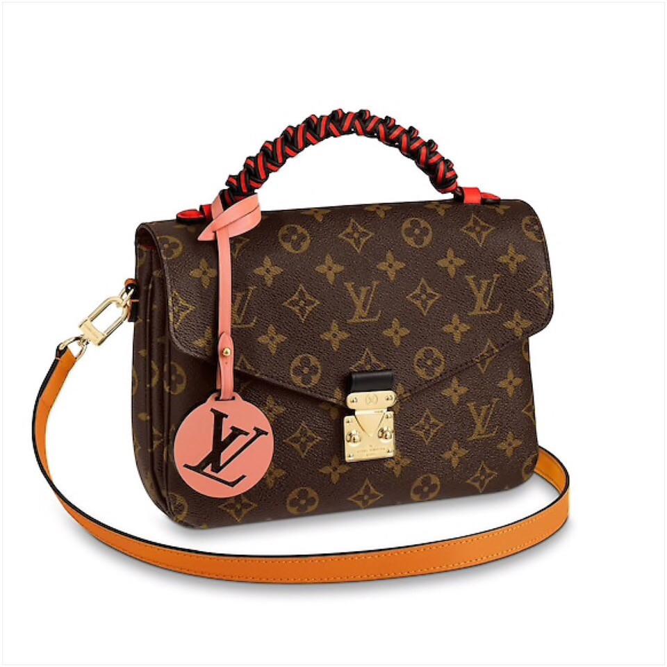 2c1bf4381bda Сумка Louis Vuitton Луи Витон Pochette Metis Monogram, кожаная новинка