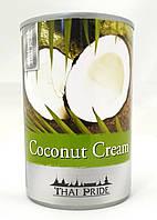 Кокосовые сливки (Крем) 85% Thai Pride 400 мл, фото 1