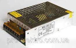 Негерметичные блоки питания 12В - постоянное напряжение Сompact 180W; 15А 1013375