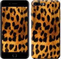 """Чехол на iPhone 7 Plus Шкура леопарда """"238c-337-328"""""""