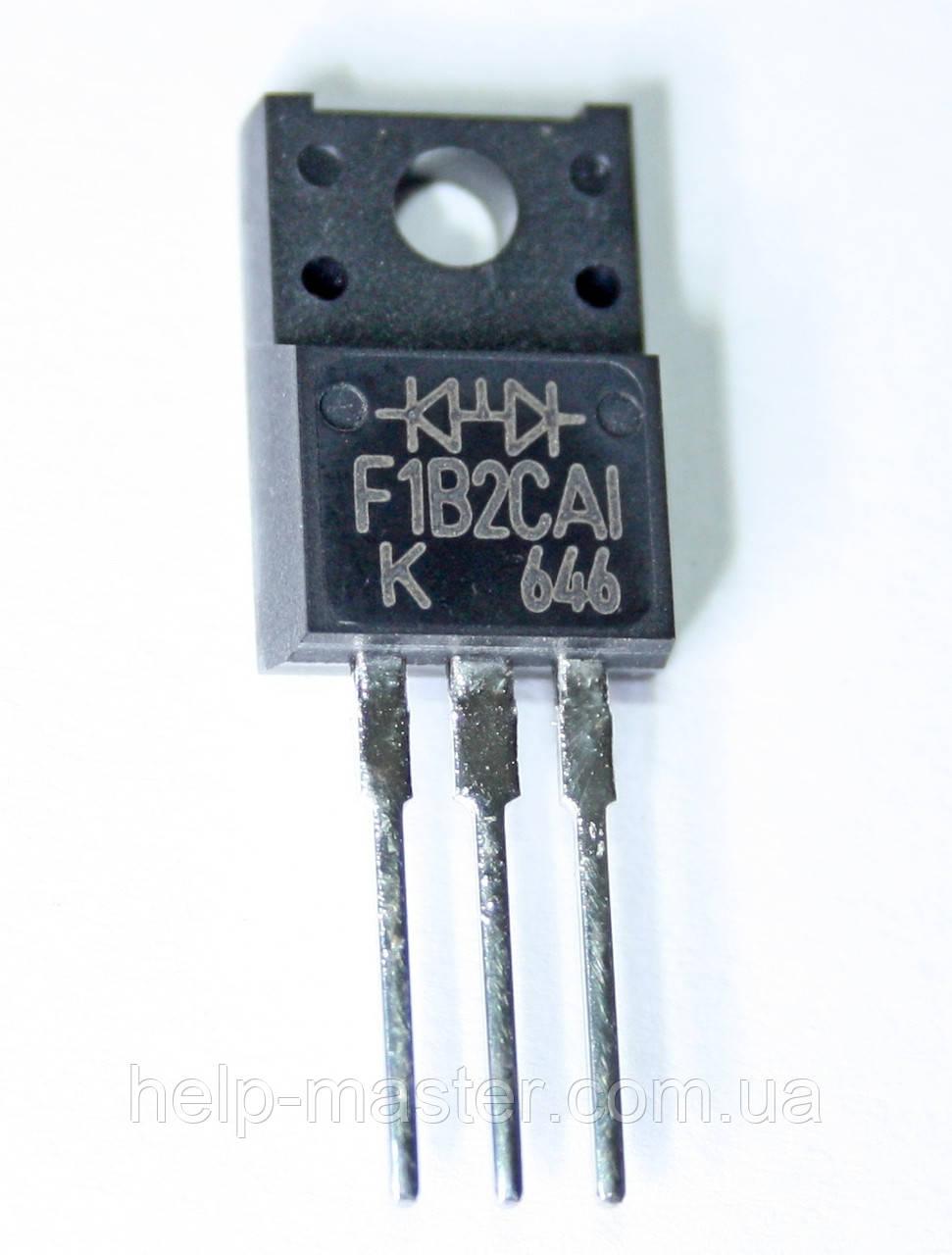 Діод F1B2CAI (TO-220)