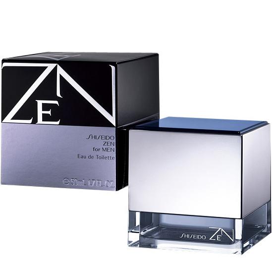Мужской аромат Shiseido Zen for Men