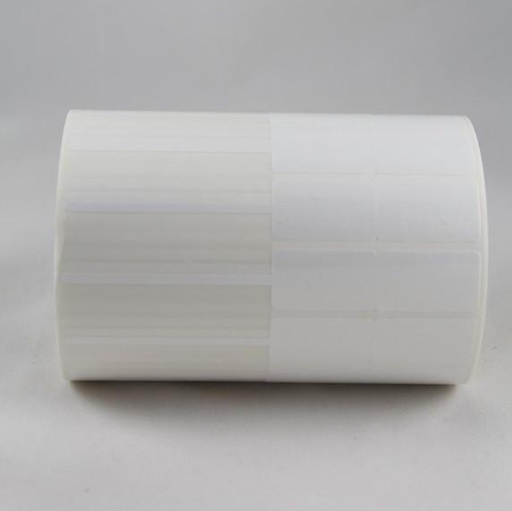 Этикетки самоклеящиеся 100х15 мм  (1000 штук) для маркировки ювелирных изделий