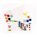"""DJECO Художественный комплект рисование цветным песком """"Тотемные животные"""", фото 2"""