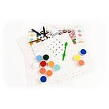 """DJECO Художественный комплект рисование цветным песком """"Тотемные животные"""", фото 4"""