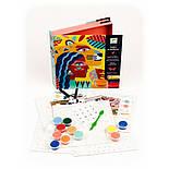 """DJECO Художественный комплект рисование цветным песком """"Тотемные животные"""", фото 5"""