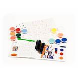 """DJECO Художественный комплект рисование цветным песком """"Тотемные животные"""", фото 8"""