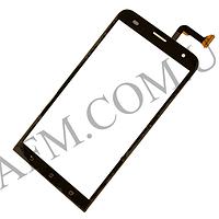 Сенсор (Touch screen) Asus ZenFone 2 Laser (ZE550KL) чёрный