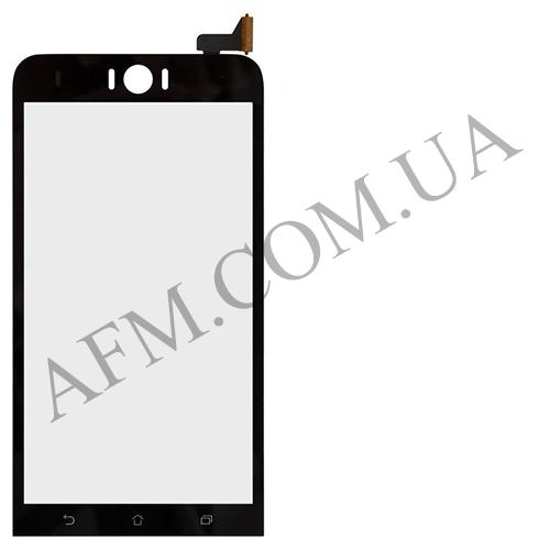Сенсор (Touch screen) Asus ZenFone 2 Selfie (ZD551KL) чёрный