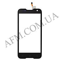 Сенсор (Touch screen) Blackview BV5000/  Blackview BV5000/  GoClever Quantum 2 500 Rugged чёрный