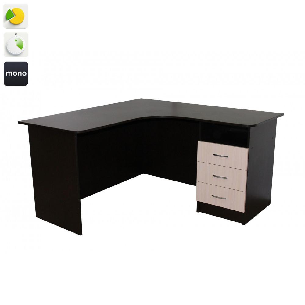 """Угловой стол """"Ника-мебель"""" ОН-60/3"""