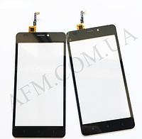 Сенсор (Touch screen) Bravis A503 Joy Dual Sim/  S- TELL M510/  Oukitel C3 чёрный