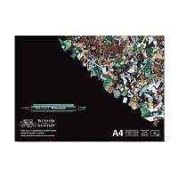 Бумага-склейка Pad для маркеров Bleedproof paper,  Winsor and Newton А3 (28*35,6см) 50л. 75г/м2 6002005