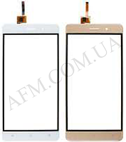 Сенсор (Touch screen) Bravis A552 Joy Max/  BluBoo Maya белый