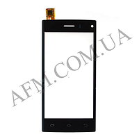 Сенсор (Touch screen) Bravis Biz чёрный