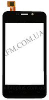 Сенсор (Touch screen) Bravis Light чёрный