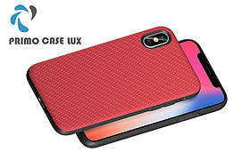 Чохол накладка Primo Case Lux для Apple iPhone X / iPhone XS - Red