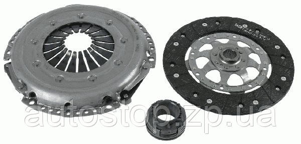 Комплект сцепления VW Passat B5 1.8/2.0 1996--2006 Sachs (Германия) 3000 951 210
